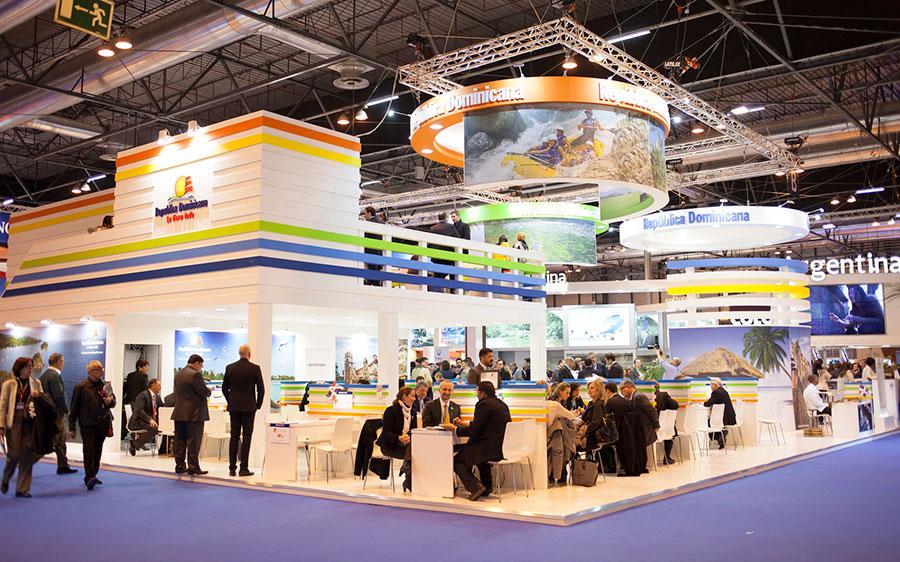 La Feria Internacional de Turismo de España reúne cada año a los exponentes más importantes de este sector en el ámbito global.