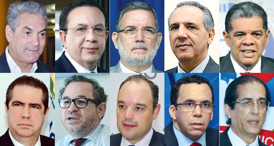 Según los resultados, de los diez funcionarios considerados más productivos, que no es lo mismo que ser popular, seis están desde agosto de 2012.