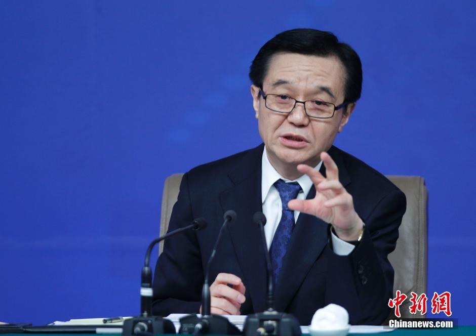 gao hucheng, ministro de comercio de china
