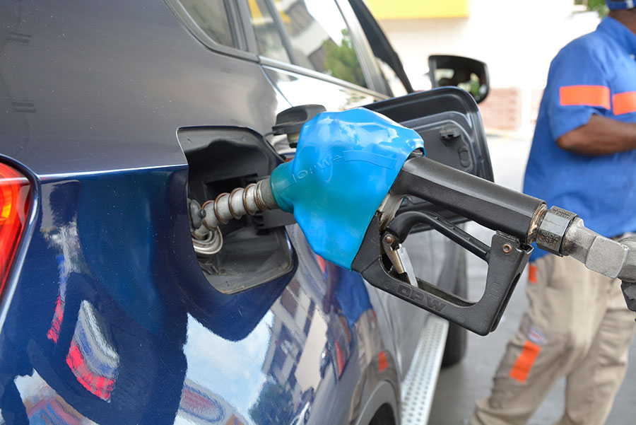 gasolina gasoil impuestos combustibles