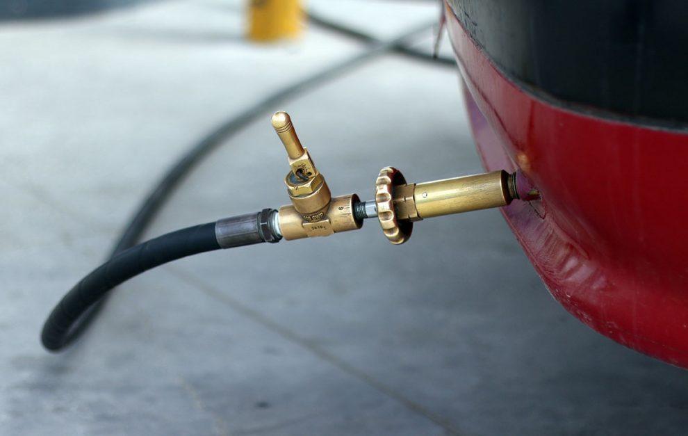 gasolina glp estaciones