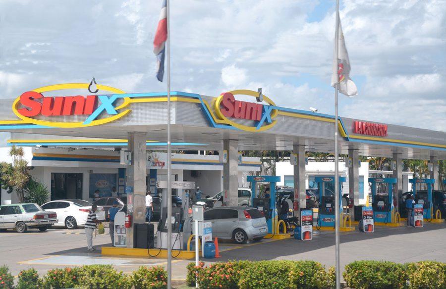 gasolinas combustibles estacion sunix