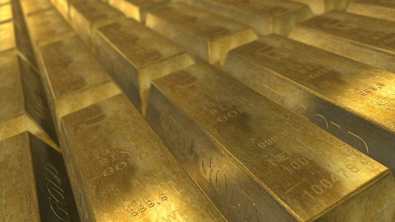 Oro, metal, actividad minera