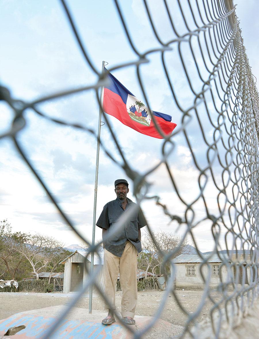 haiti inestabilidad social