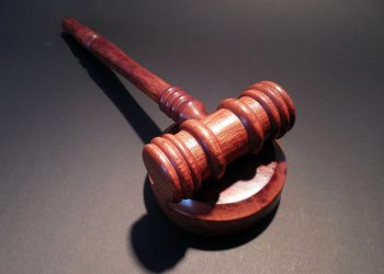 Martillo, sentencia, justicia, fallo