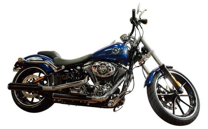 Modelo Harley-Davidson, disponible en Magna Motors.