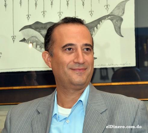 Héctor Garrido, presidente de Pioneer Investment Funds.