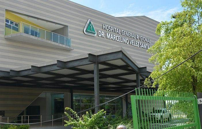 hospital marcelino velez sdo