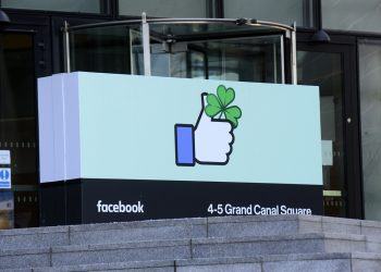 Facebook Irlanda