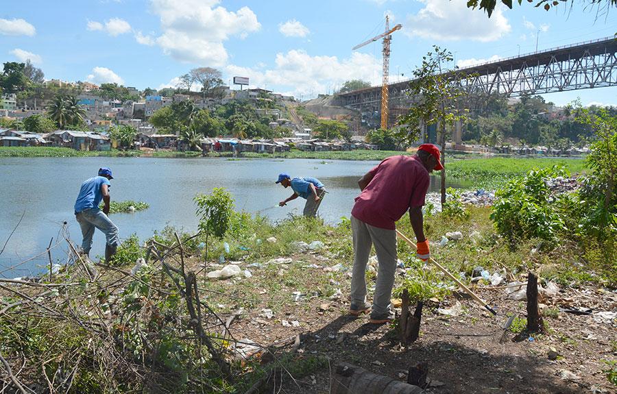 industriales dominicanos medio ambiente