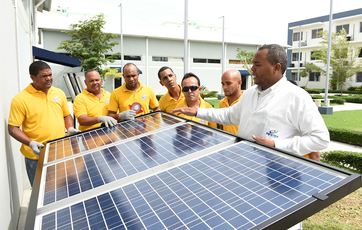 infotep energia renovables