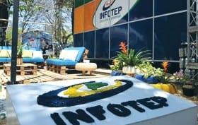 Infotep celebra este año 35 aniversario de su fundación. Su trabajo es directo con las empresas.