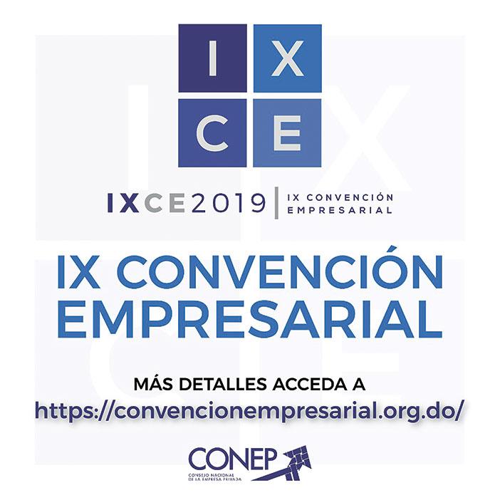 ix convencion empresarial