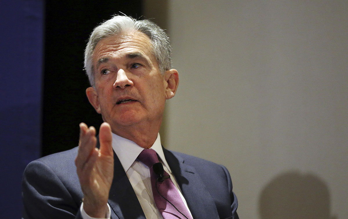 jerome powell reserva federal