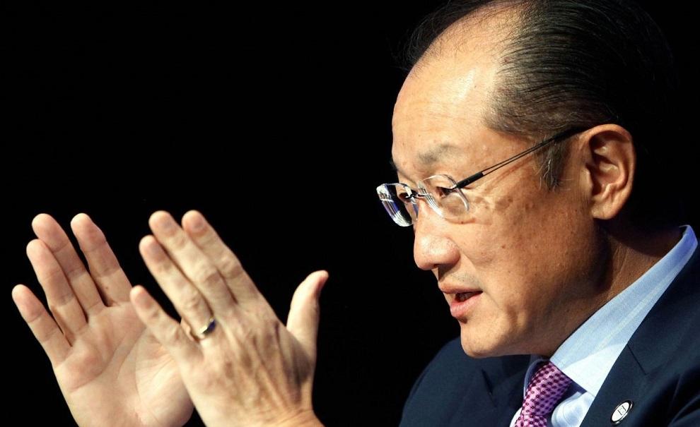 jim yong kim banco mundial