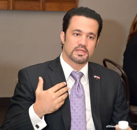 José Luis Melo, gerente general de JMMB Bank.