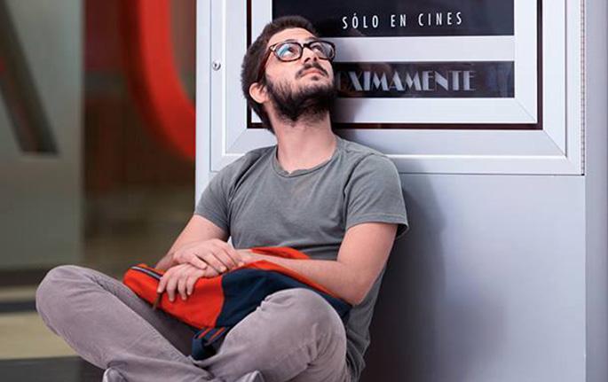 José María Cabral es uno de los principales directores de cine del país. | José Elías de eliax.com