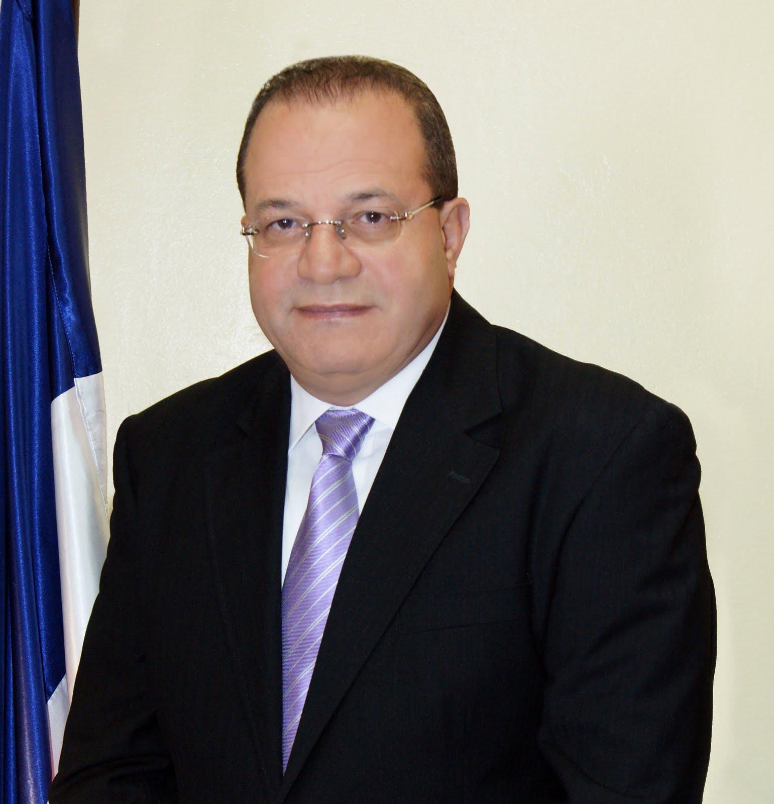 José Tomás Pérez, nuevo embajador dominicano en Estados Unidos.