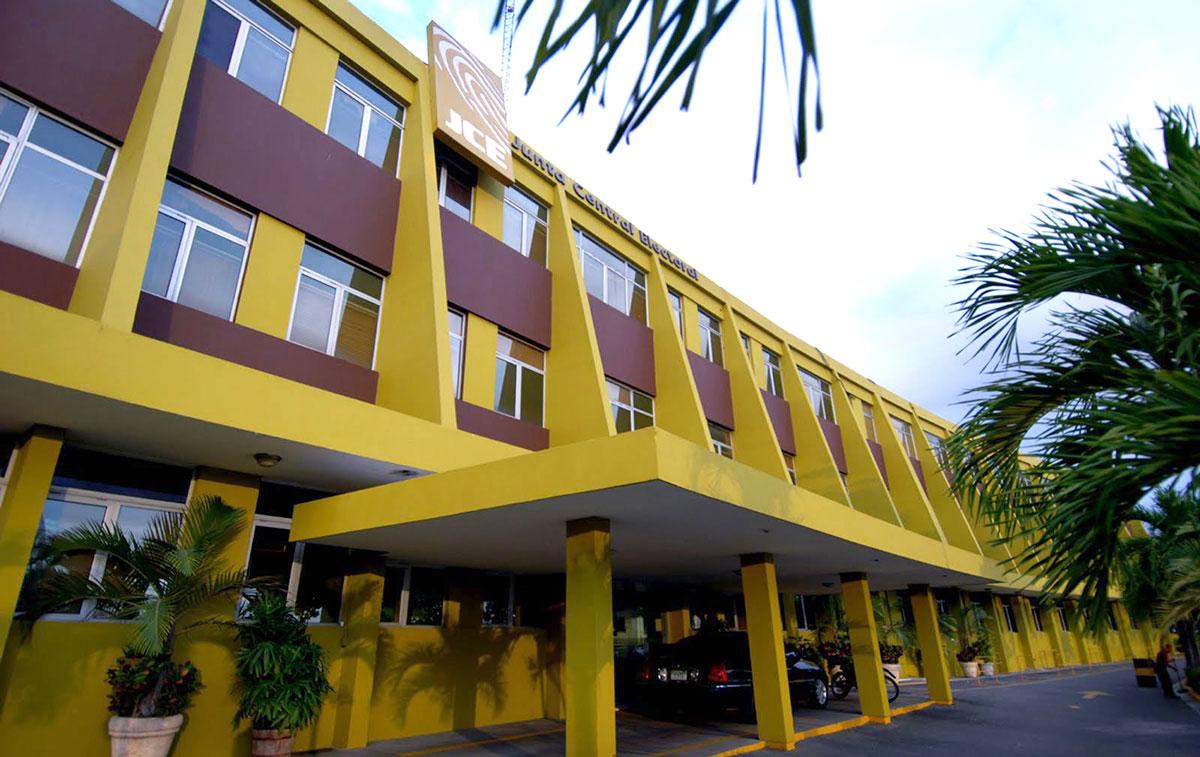 junta central electoral fachada