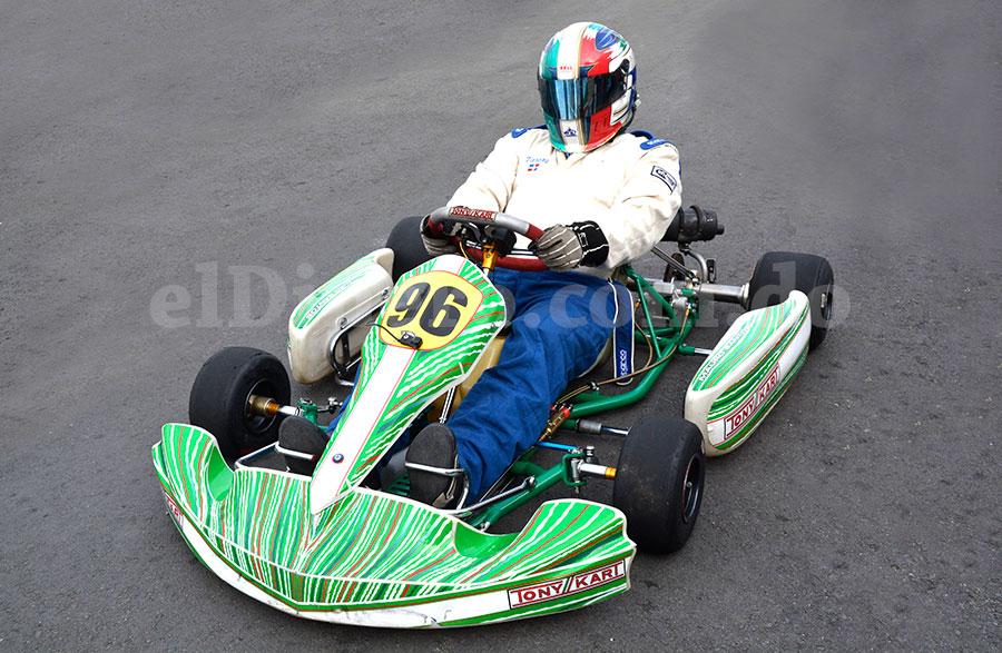 El kartismo fue popular en la década de 1990 y ha decaído por falta de promoción, de pista y de patrocinio. | elDinero