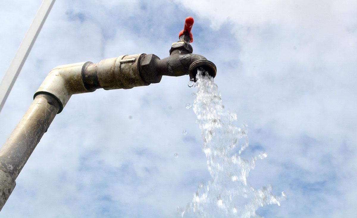 ley de agua grifo