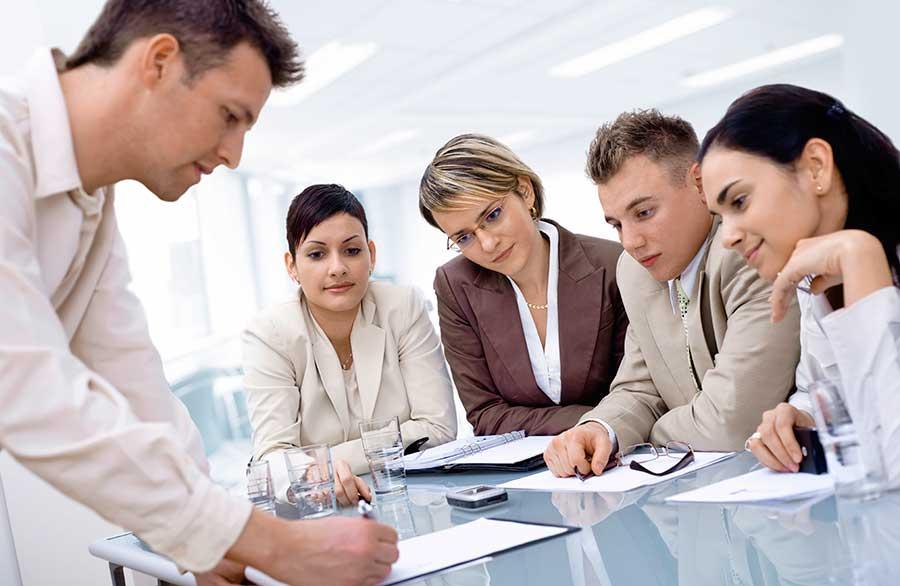 Gran parte de la estimulación que recibe el equipo depende del liderazgo.