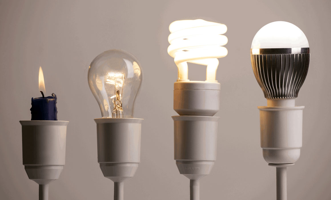 luces led energia