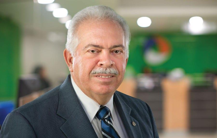 Luis Molina Achécar, presidente del Banco BHD León.
