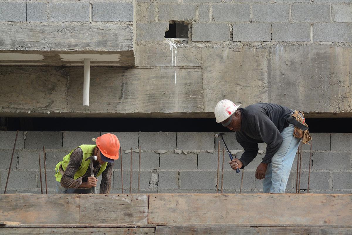 mano de obra haitiana