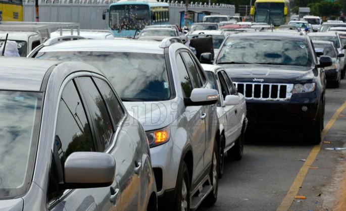 El parque de vehículos en el país es de 3 millones 612,964 unidades, de las cuales el 46.1% son unidades de cuatro ruedas y 53.9% motocicletas.