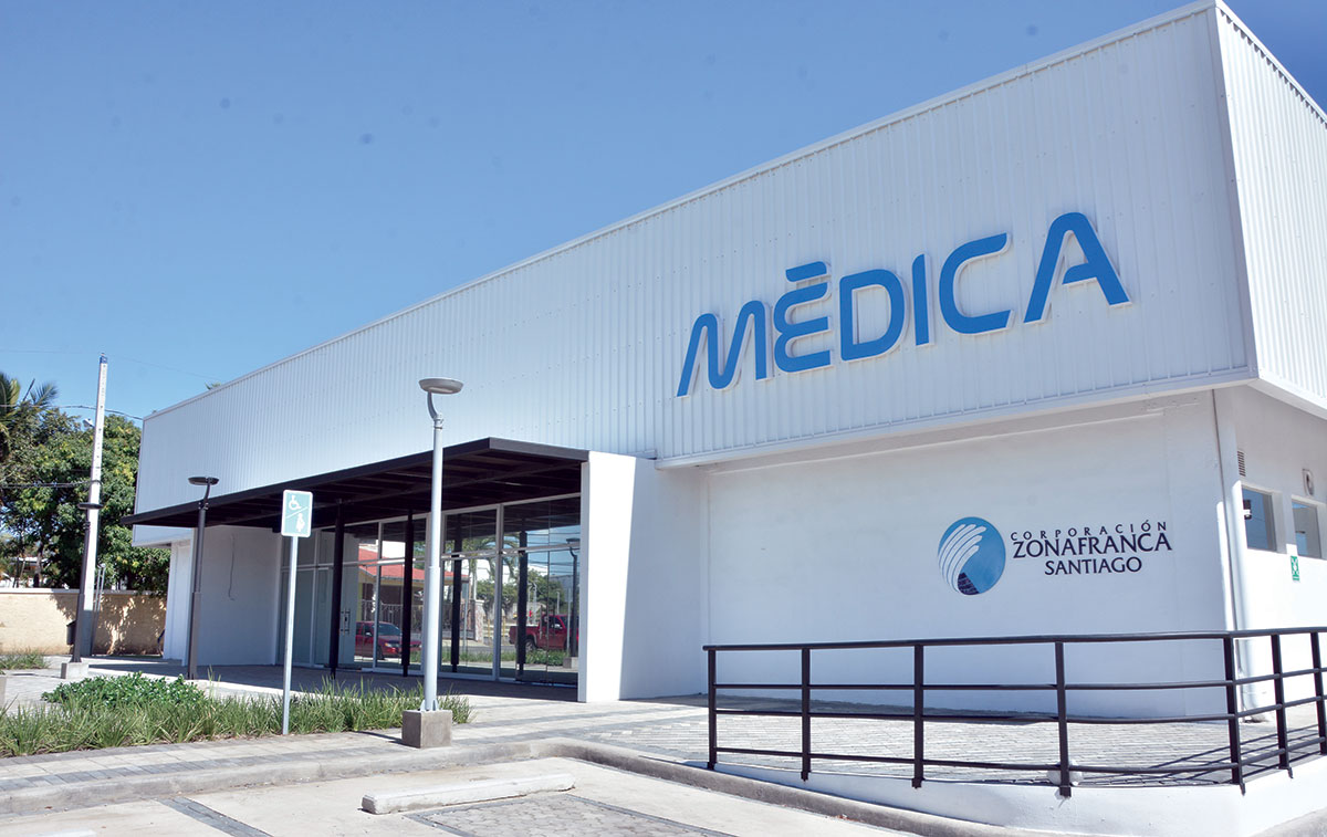 medica zona franca santiago