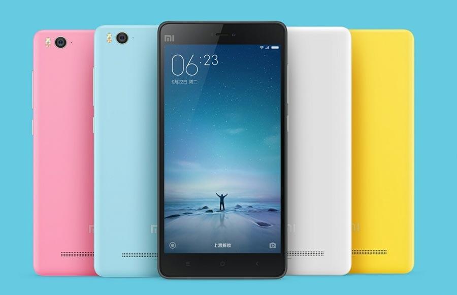 Xiaomi modelo Mi4c.
