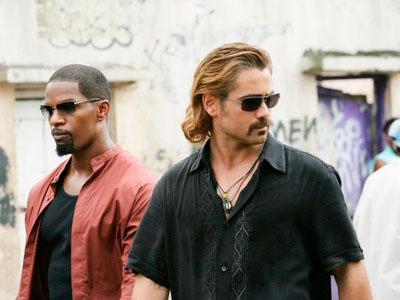 Escenas de la Miami Vice fueron filmadas en diferentes localidades de Santo Domingo.
