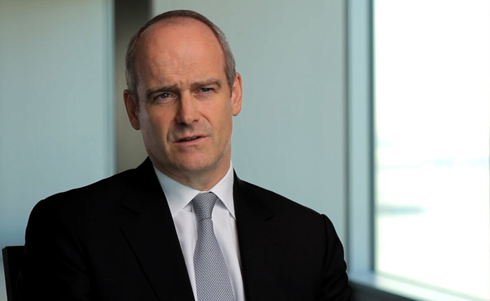 Michael Evans, nuevo presidente de del gigante del comercio electrónico Alibaba. | Fuente externa