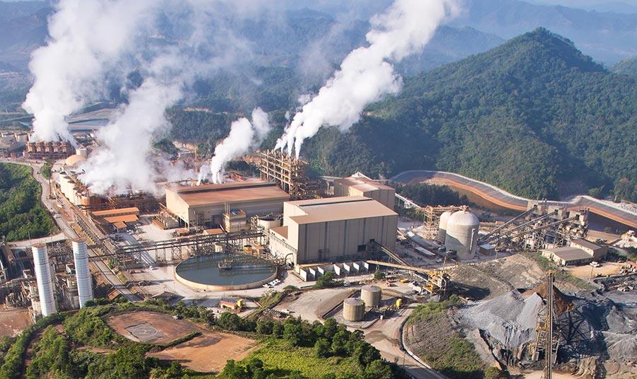 La mina de oro Barrick Pueblo Viejo se ubica en Cotuí, provincia Sánchez Ramírez.