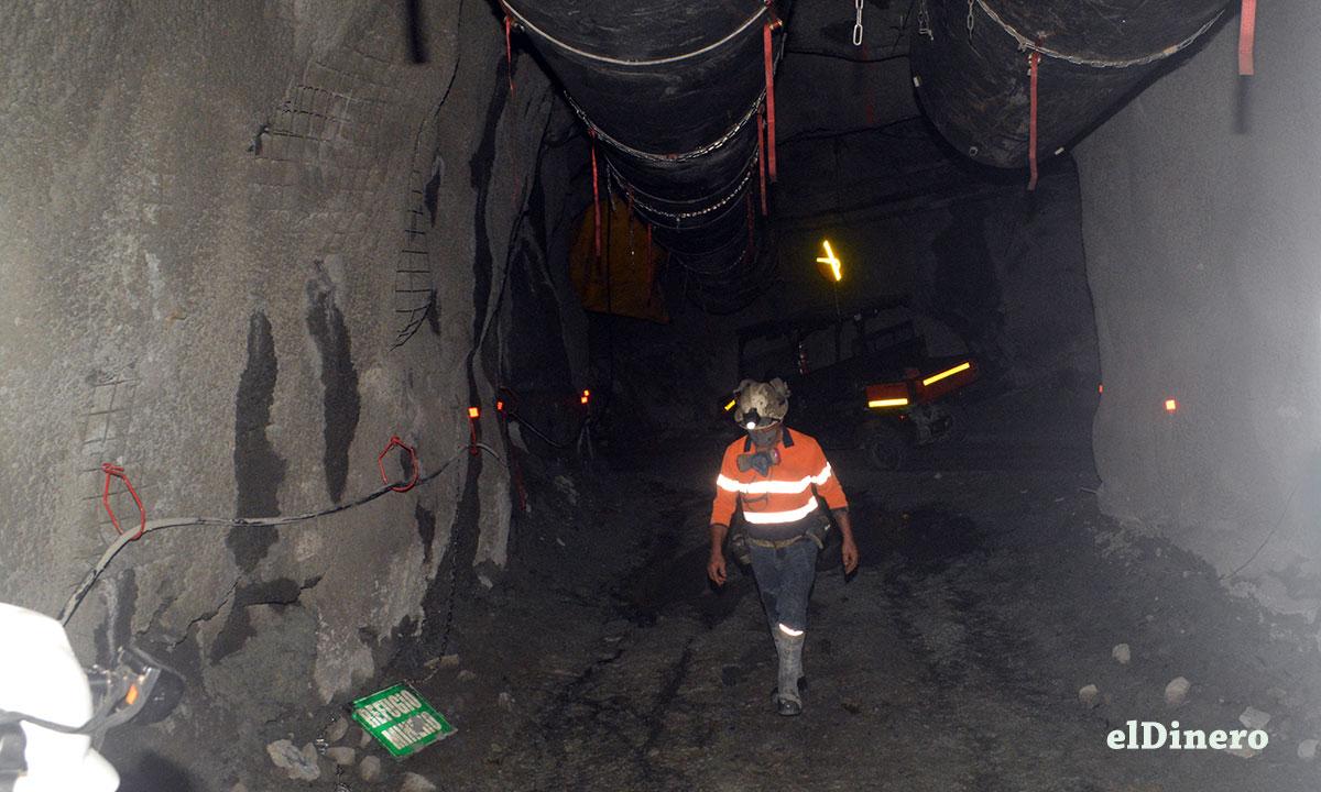 Cormidom inicia la minería subterránea en RD con tecnología de última generación   Noticias de Buenaventura, Colombia y el Mundo