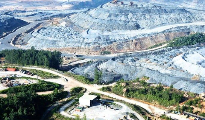 La minería representó más del 15% de las exportaciones nacionales.