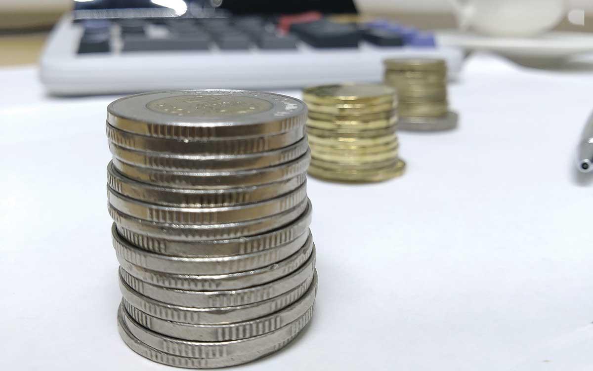 monedas dinero dominicano
