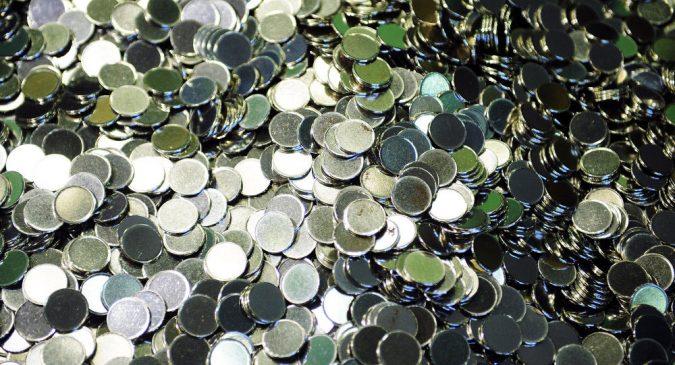 monedas fabricacion