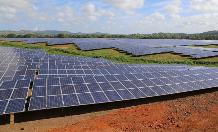 monte plata solar planta