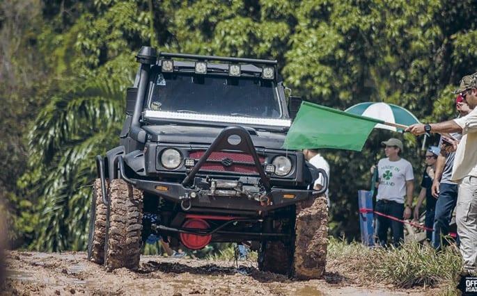 El 4x4 se practica en rally y excursiones.