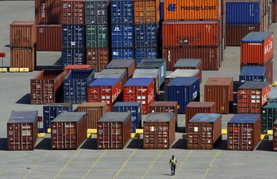muelle exportaciones