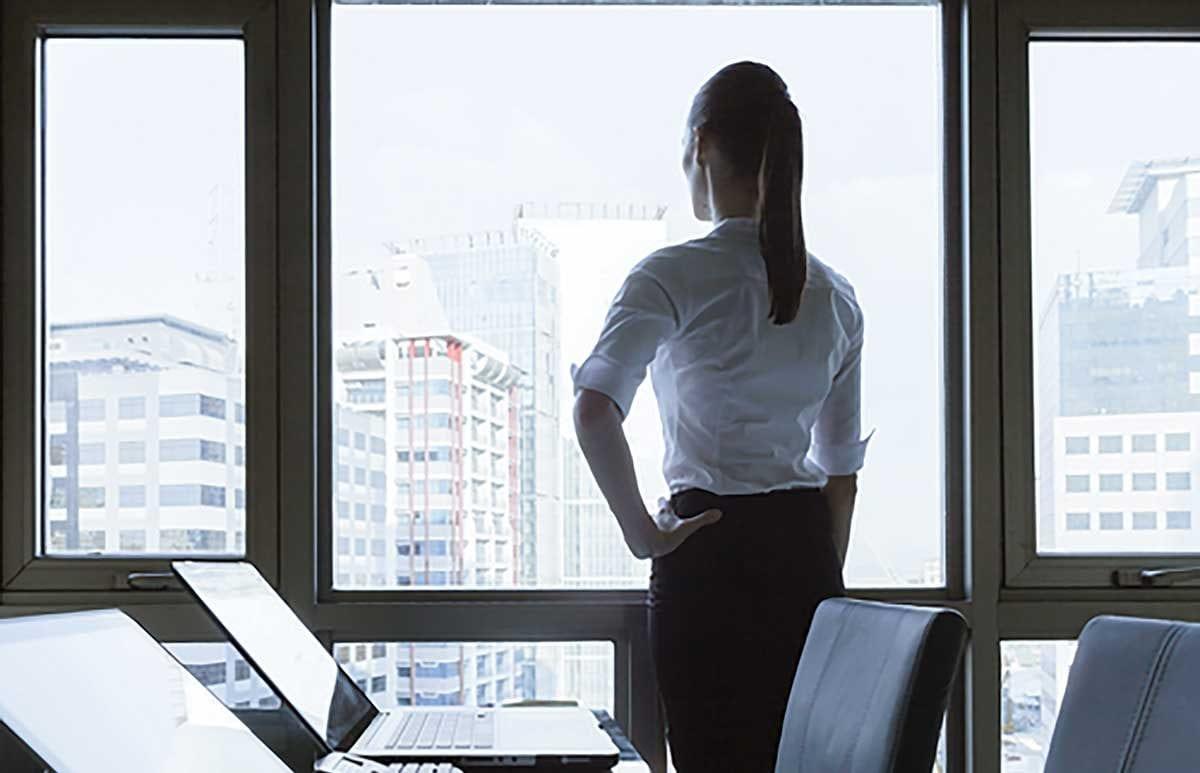 mujer sector bancario dominicano