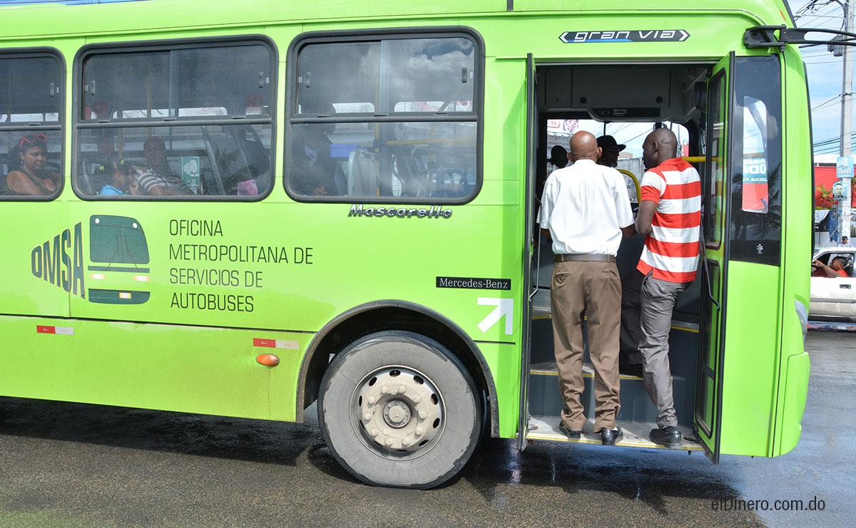 omsa transporte publico rd