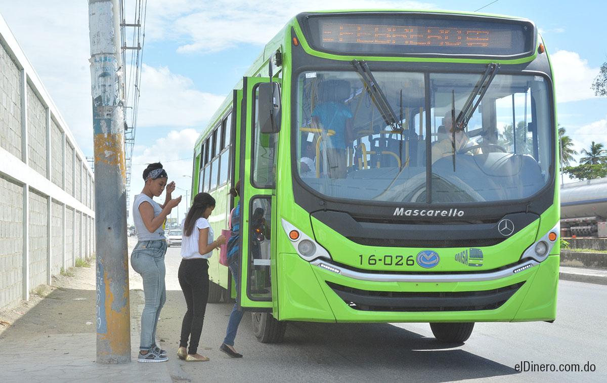 omsa transporte publico