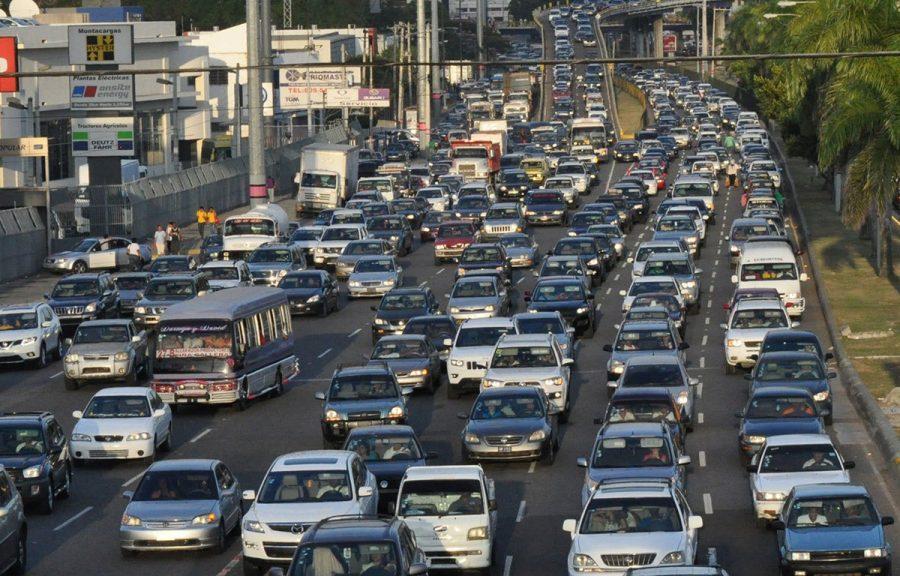 parque vehicular carros