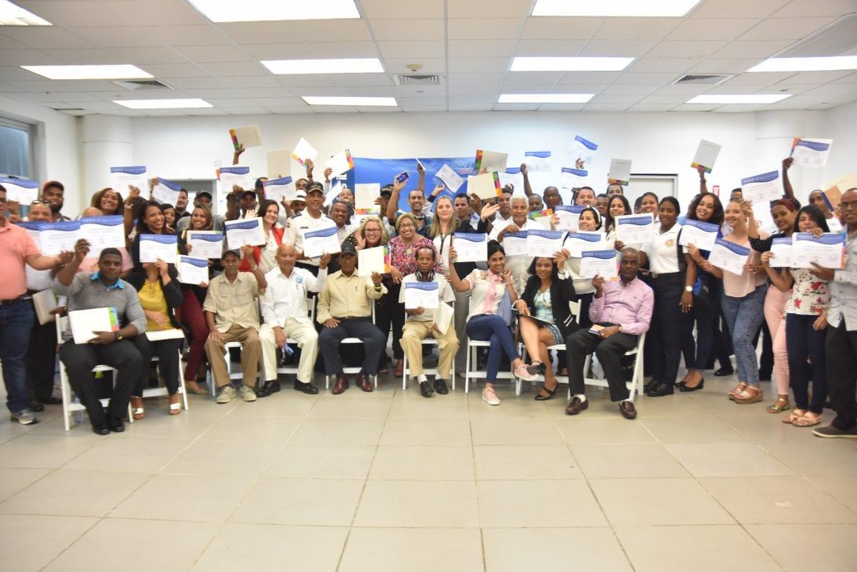 participantes con certificados