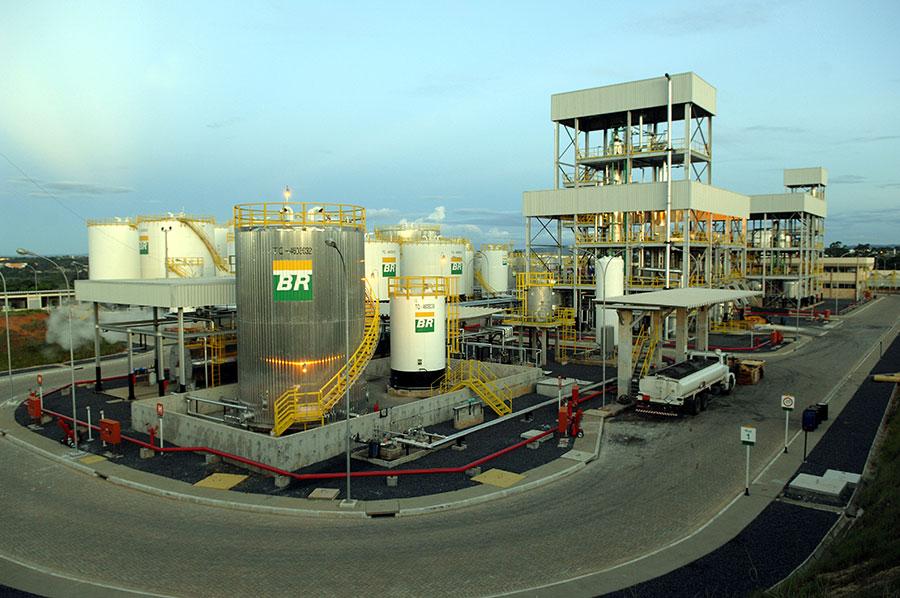 La petrolera estatal Petrobras. | Fuente externa.