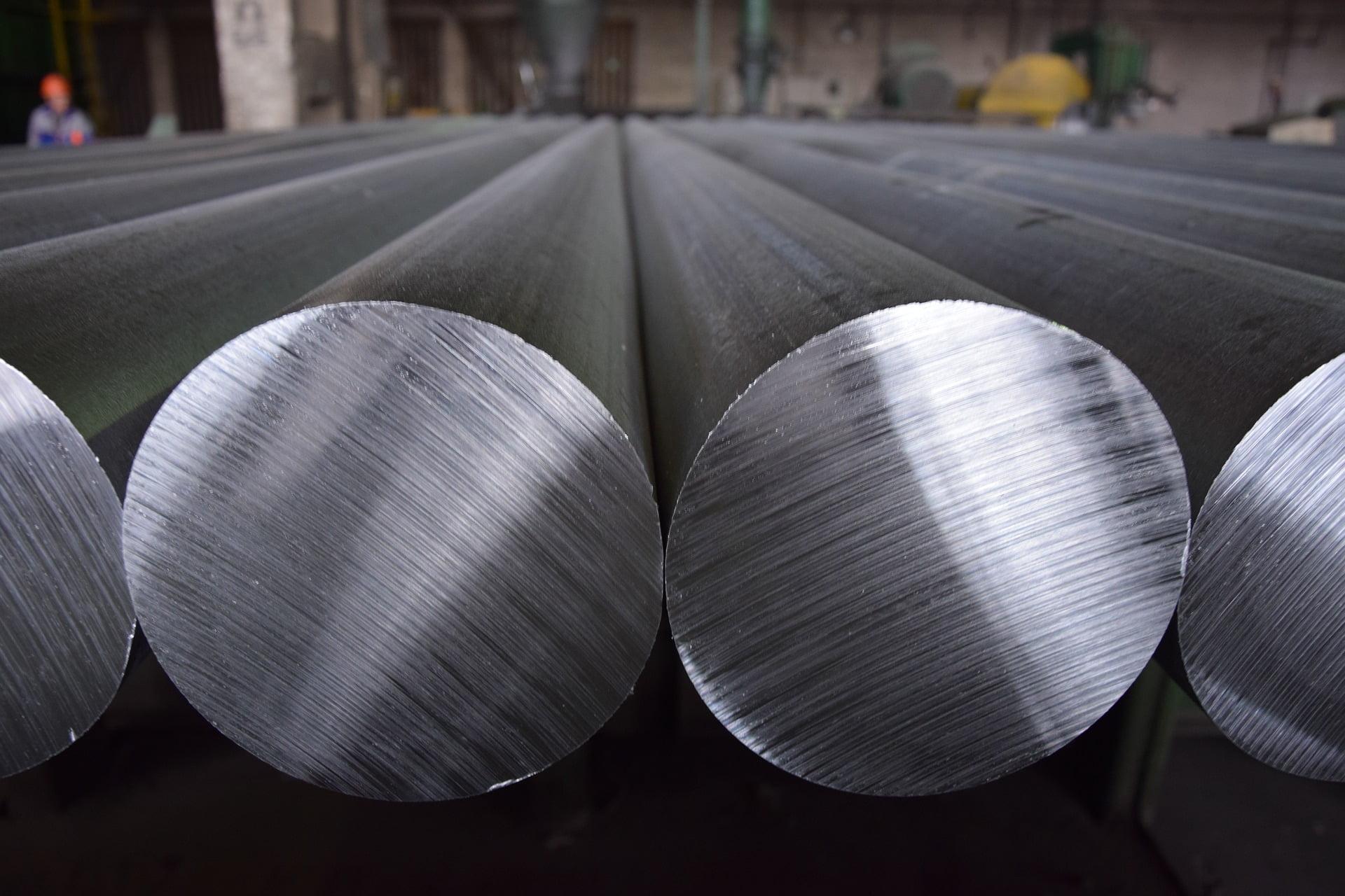 Aluminio, industria de aluminio, México