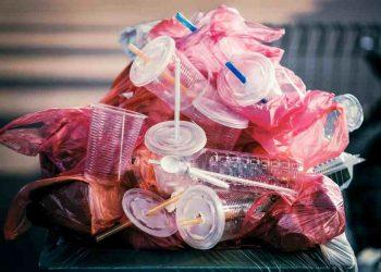El Ministerio de Medio Ambiente señaló que los plásticos de un solo uso constituyen la principal fuente de contaminación plástica en el agua dulce en Canadá